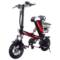 ENGWE A36 Mini Foldable Moped Electric Bike - 8Ah Lithium Battery