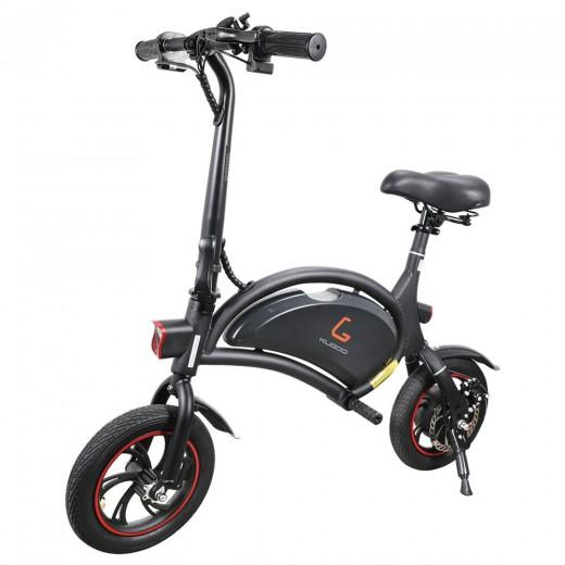 KUGOO Kirin B1 Foldable Moped Electric Scooter
