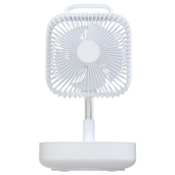 Smart Portable Foldable Fan With An Adjustable Height Tube