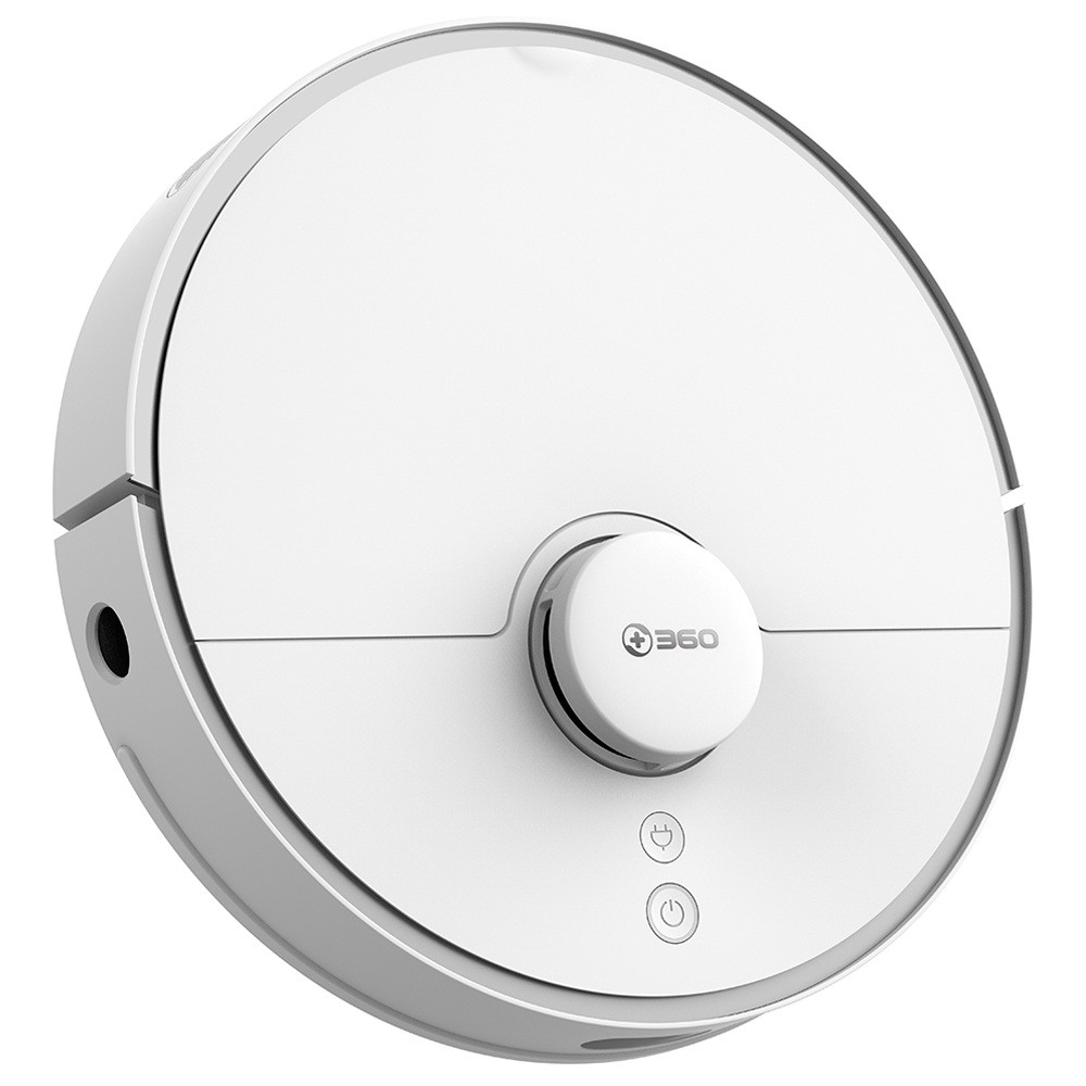 360 S5 Smart Robot Vacuum Cleaner With LDS Laser Navigation (EU Plug)
