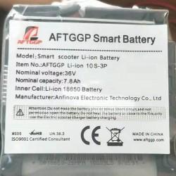 Original Battery For KUGOO Kirin ES2 Foldable E-scooter