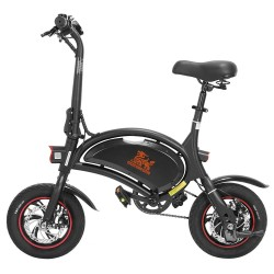 KUGOO Kirin B1 Pro Foldable Moped Electric Scooter (10AH Lithium Battery)