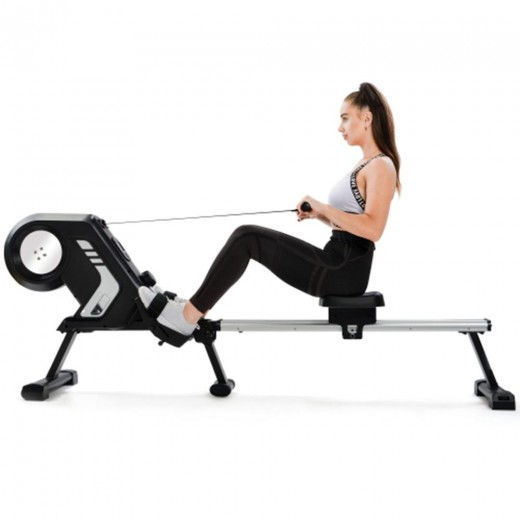 Merax Magnetic Foldable Rowing Machine
