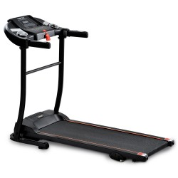 Merax Foldable Electric Treadmill With Preset Speed Levels Function