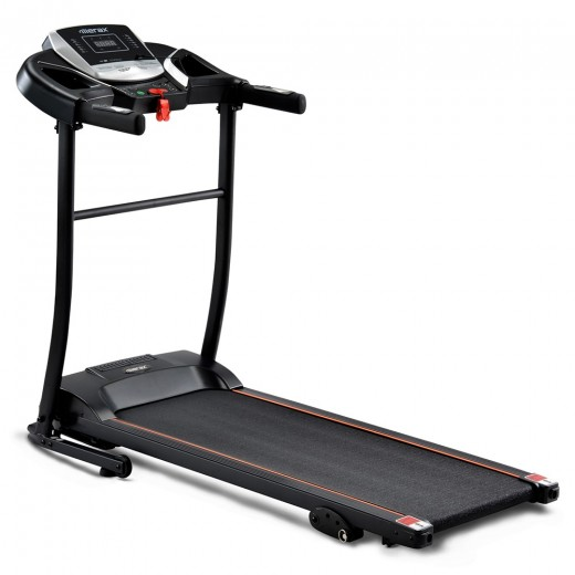 Merax Foldable Electric Treadmill 3 Incline Levels Speed Up To 12km/H