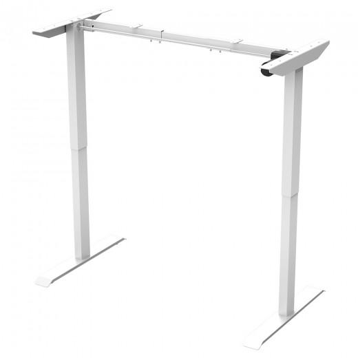 ACGAM Electric Standing Desk Frame Ergonomic Height Adjustable Desk Base (Frame Only)