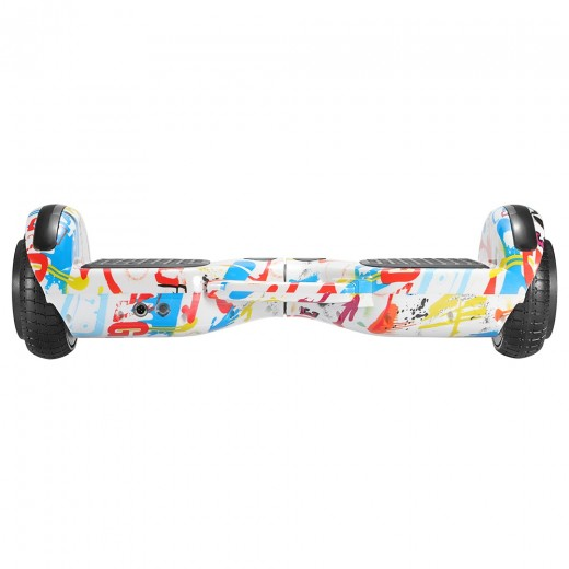 IMINA 6.5 inches Self Balancing Scooter Hoverboard with Bluetooth Speaker