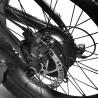 FIIDO M1 Pro Foldable Electric Mountain Bike - 500W Brushless Motor