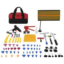75-tlg. Ausbeulwerkzeug-Set XXL