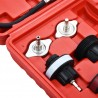 14-tlg. Druckprüfgerät für Kühlsysteme