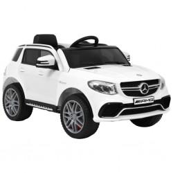 Kinderauto Mercedes Benz GLE63S Kunststoff Weiß