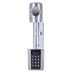 WE.LOCK Intelligent Electronic Door Lock Cylinder Password + RFID Card + Bluetooth Control