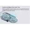 10 Pcs Cloth Mops For XIAOMI ROIDMI NEX 2 Plus X30 Plus Handheld Cordless Vacuum Cleaner (NO Wiping Cleaner Head)