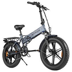 ENGWE EP-2 Pro 750W 20 inch Fat Tire Foldable Electric Bike