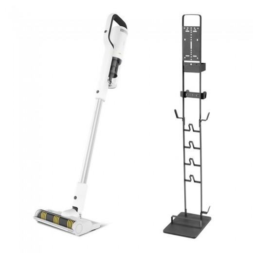 XIAOMI ROIDMI NEX X20 Handheld Cordless Vacuum Cleaner (CN Plug) + Geekbes Vacuum Removable Stand Holder