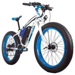 RICH BIT TOP-022 1000W Motor LCD-scherm Elektrische mountainbike - 2021 Nieuw ontwerp
