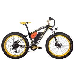 RICH BIT TOP-022 1000W Motor LCD Display Electric Mountain Bike - 2021 New Design