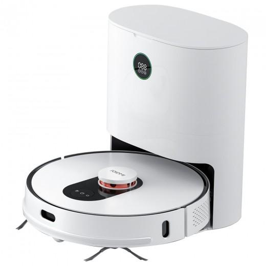 Xiaomi ROIDMI EVE Plus LDS Laser Navigation Robot Vacuum Cleaner with Intelligent Dust Collector  (EU Plug)