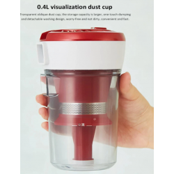 The Dust Cup For JIMMY JV53 Cordless Stick Vacuum Cleaner