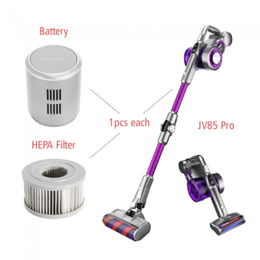Xiaomi JIMMY JV85 Pro Handheld Wireless Vacuum Cleaner With Flexible Metal Tube