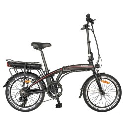 "FAFREES 20F039 20"" Foldable Electric Bike - 10AH Lithium-Ion Battery"