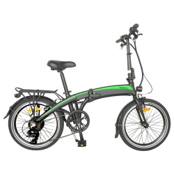 "Fafrees 20F055 20"" Foldable Electric Bike - 7.5 AH Lithium-Ion Battery"