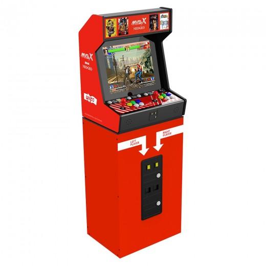 SNK MVSX Arcade Machine 50 SNK Classic Games