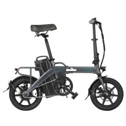"FIIDO L3 14"" Foldable Electric City Bike - 23.2Ah Lithium Battery"