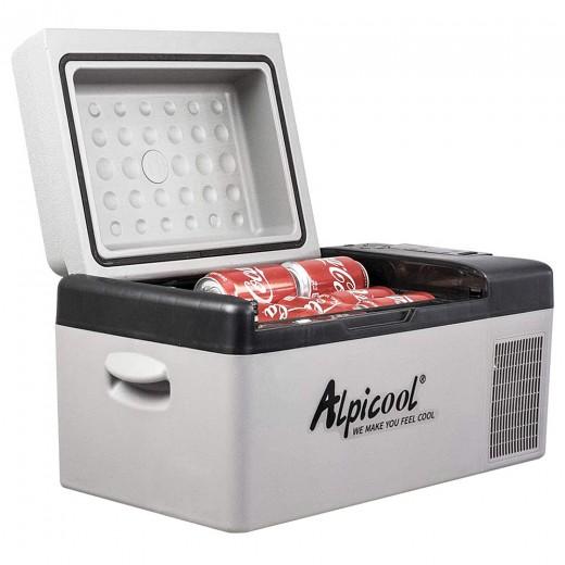 Alpicool C20 Portable Mini Refrigerator Compressor Refrigeration
