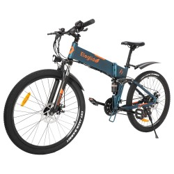 ELEGLIDE 26 inch Tire F1 Foldable Electric Bike Mountain Bicycle  (10.4Ah Removable Battery)