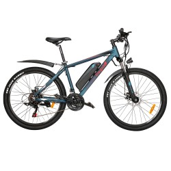 ELEGLIDE 26 inch Tire M1 Electric Bike Mountain Urban Bicycle (7.5Ah Removable Battery)