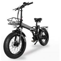 CMACEWHEEL GW20 Foldable Electric Moped Bike