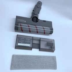 Floor Brush (Brush Head + Bursh + Water Tank) For Dreame T20 Handheld Wireless Vacuum Cleaner