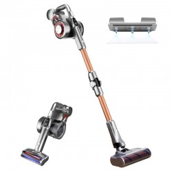 JIMMY H9 Pro 200AW Suction Flexible Tube Mopping Handheld Wireless Vacuum Cleaner With Rechargeable Stand Holder (EU Plug)