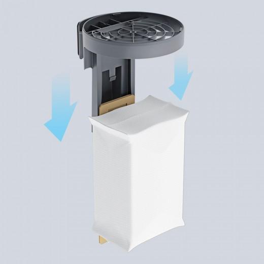 3 Pcs Dust Bag for Roborock S7 Auto-Empty Dock Automatic Suction Station