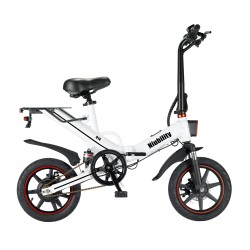 Niubility B14 14 inch 400W Electric Moped Foldable Bike Suitable For City