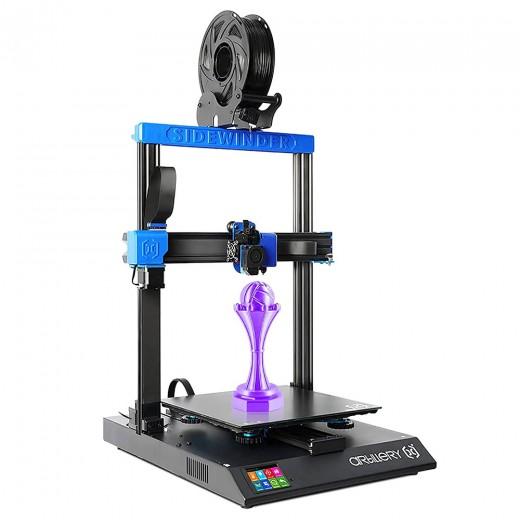 Artillery Sidewinder X2 3D Printer Build volume 300*300*400mm