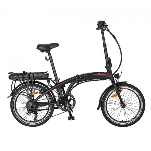 NAKXUS 20F039 20 Inch Tires Foldable Electric Bike - 250W Motor & 36V 10Ah Battery