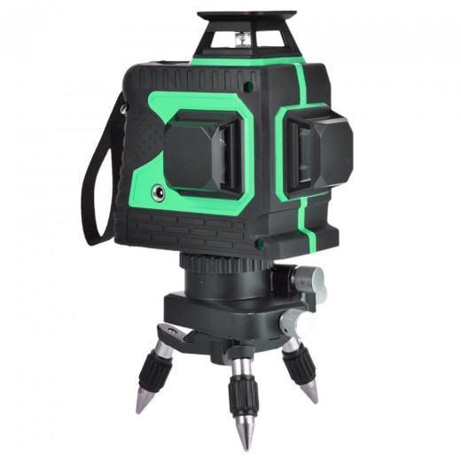 Atralife 12 Lines laser Level Laser Rangefinder With Automatic Horizontal Line, 3D Horizontal And Vertical