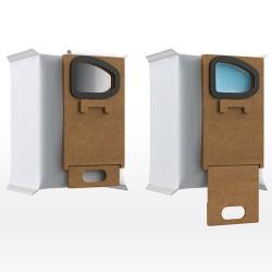 Dust Bag & Holder Set For Roborock H7 Portable Handheld Cordless Vacuum Cleaner