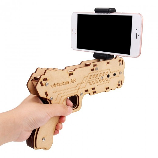 Virtoba AR Augmented Reality Gun