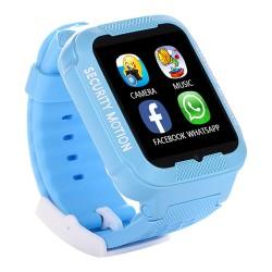 Makibes K3 Kids Smart Watch Phone Pink