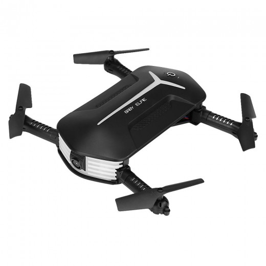 Jjrc H37 Mini Baby Elfie Wifi Fpv Foldable Drone With Hd 720p Camera Rc Quadcopter Rtf Black Geekmaxi Com