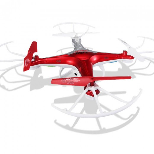 JJRC H97 0.3MP Camera Quadcopter rood