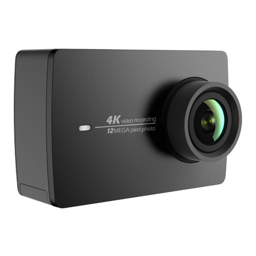 YI 4K Action Camera 2 2.19 Retina Screen Ambarella A9SE75 Sony IMX377 12MP