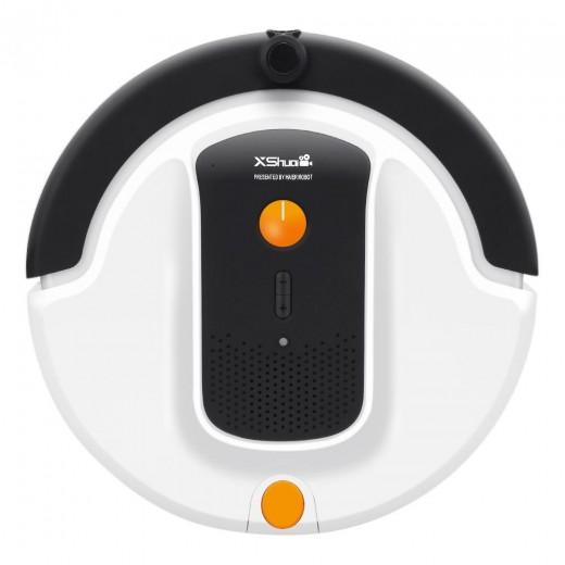 Haier XShuai ShuaiXiaoBao Robot Vacuum Cleaner Black+White