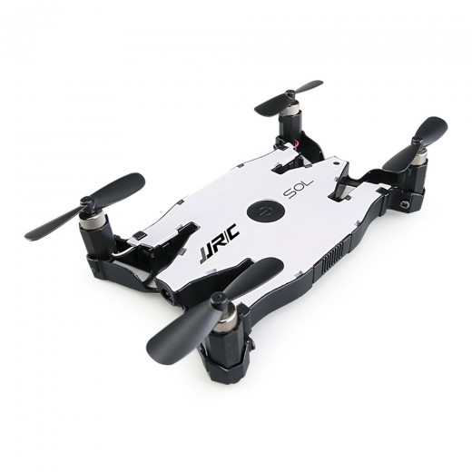 JJRC H49 SOL 720P WIFI FPV Ultrathin Foldable Selfie Drone with Beauty Altitude Hold Mode RC Quadcopter RTF -