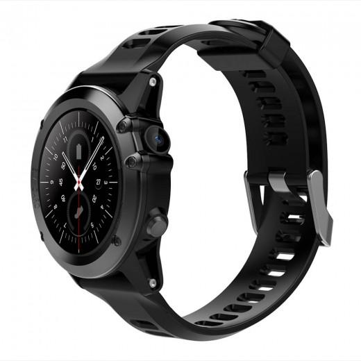 smartwatch mit sim karte H1 MTK6572 Bluetooth Smartwatch mit Kamera SIM Karte unterstützt