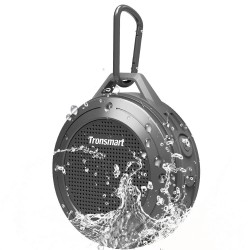 Tronsmart Element T4 5W Portable Bluetooth Speaker [IP67 Waterproof] with Enhanced Bass and Built-in Microphone