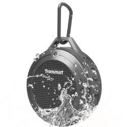 Tronsmart Element T4 5W Altavoz Bluetooth portátil [IP67 a prueba de agua] con bajo mejorado y micrófono incorporado